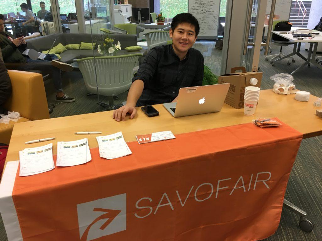 Savofair launching its new student travel service