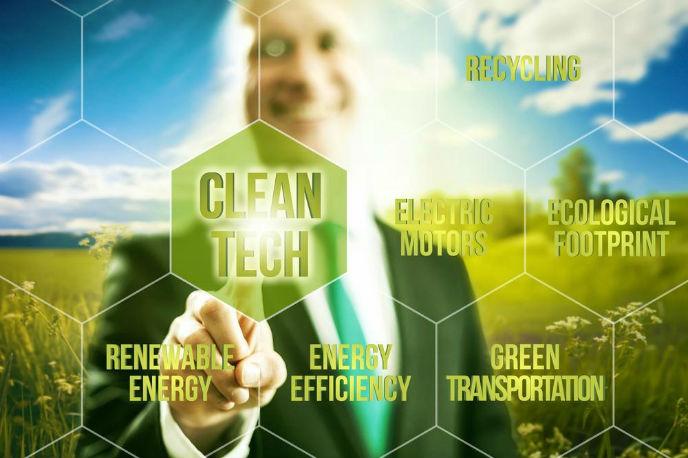 shutterstock cleantech