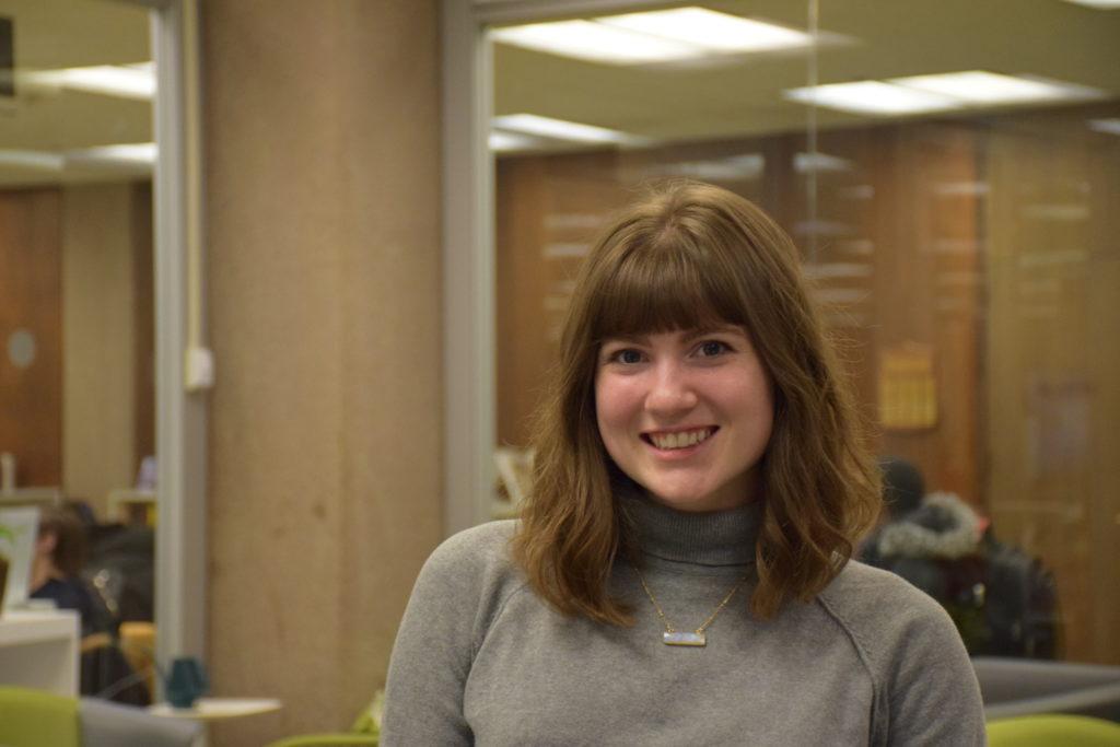 Photo of Kate Beckman