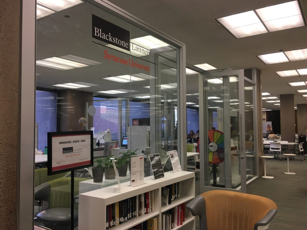Photo of the LaunchPad in Bird Library