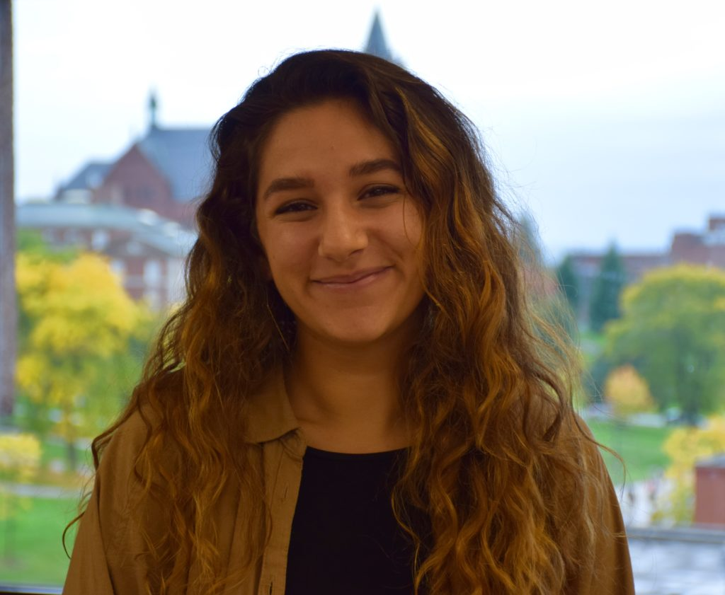 Kayla Simon named LaunchPad Watson Scholar - Blackstone