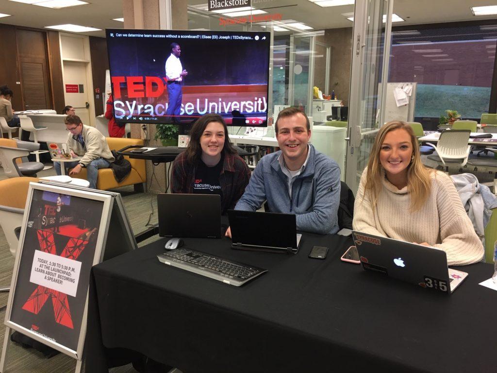 TEDx Syracuse team