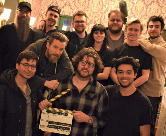 Cast and crew of Optic Nerve by 410 Pictures
