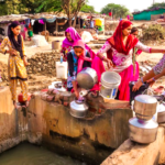 Searching for clean water