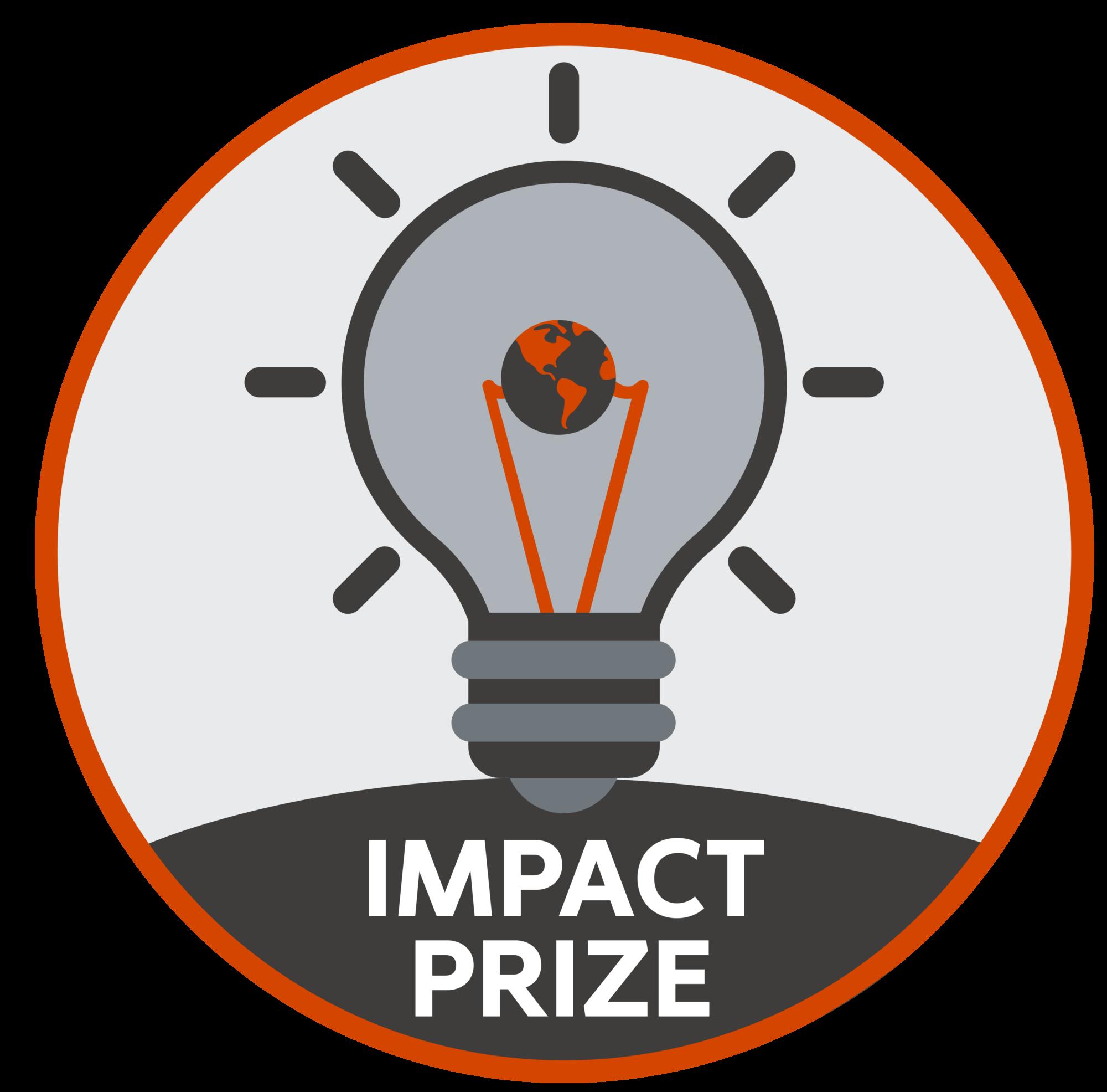 Impact Prize logo