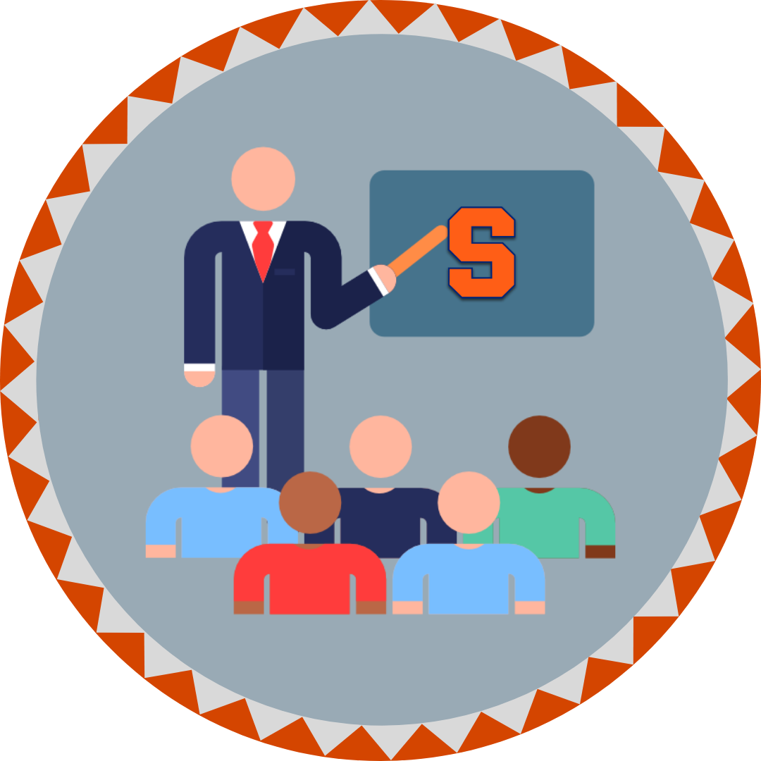 compete in an SU business competition badge