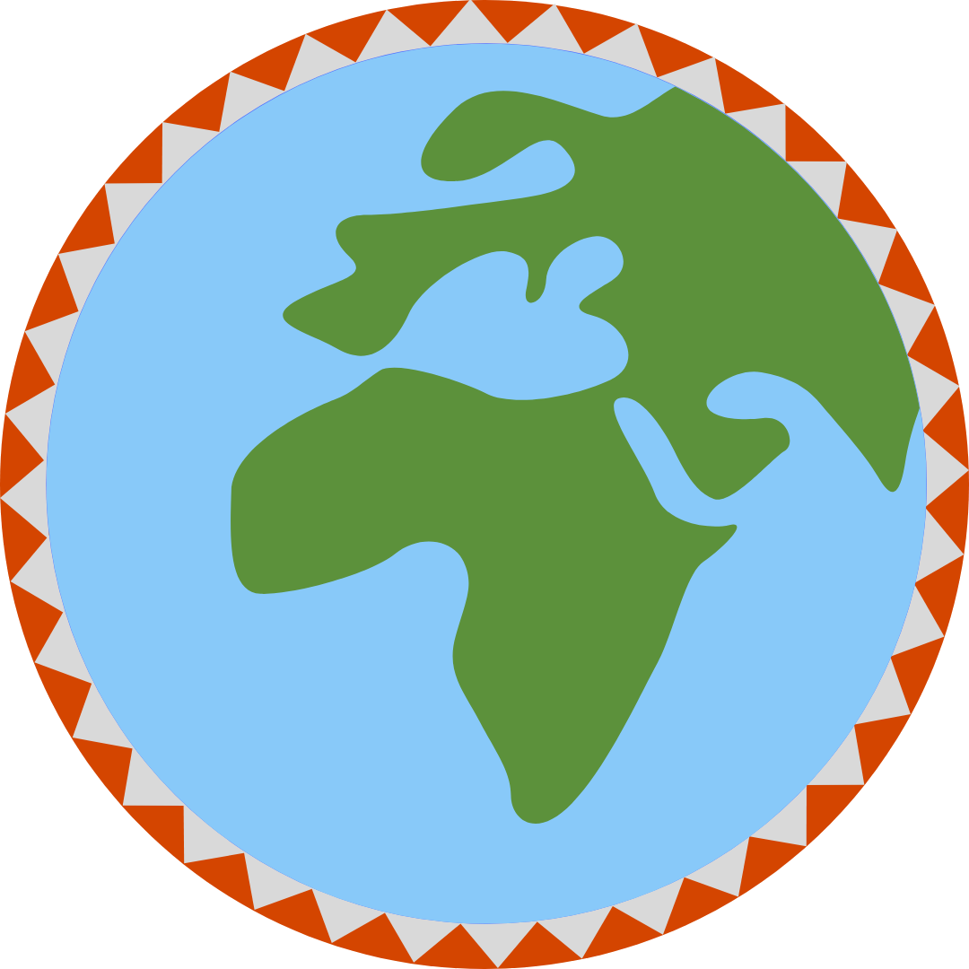 Globalized badge