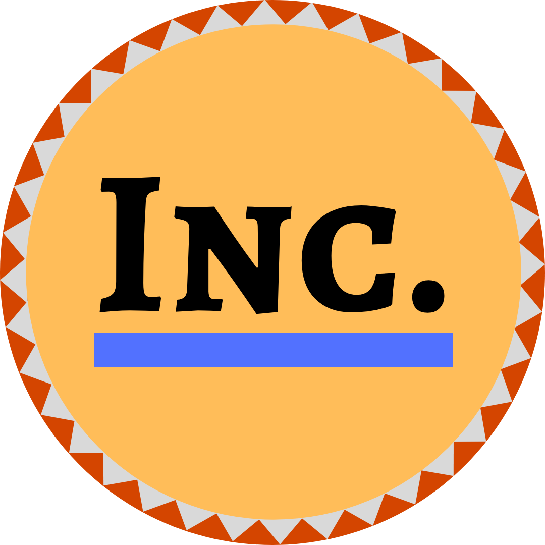 incorporate badge