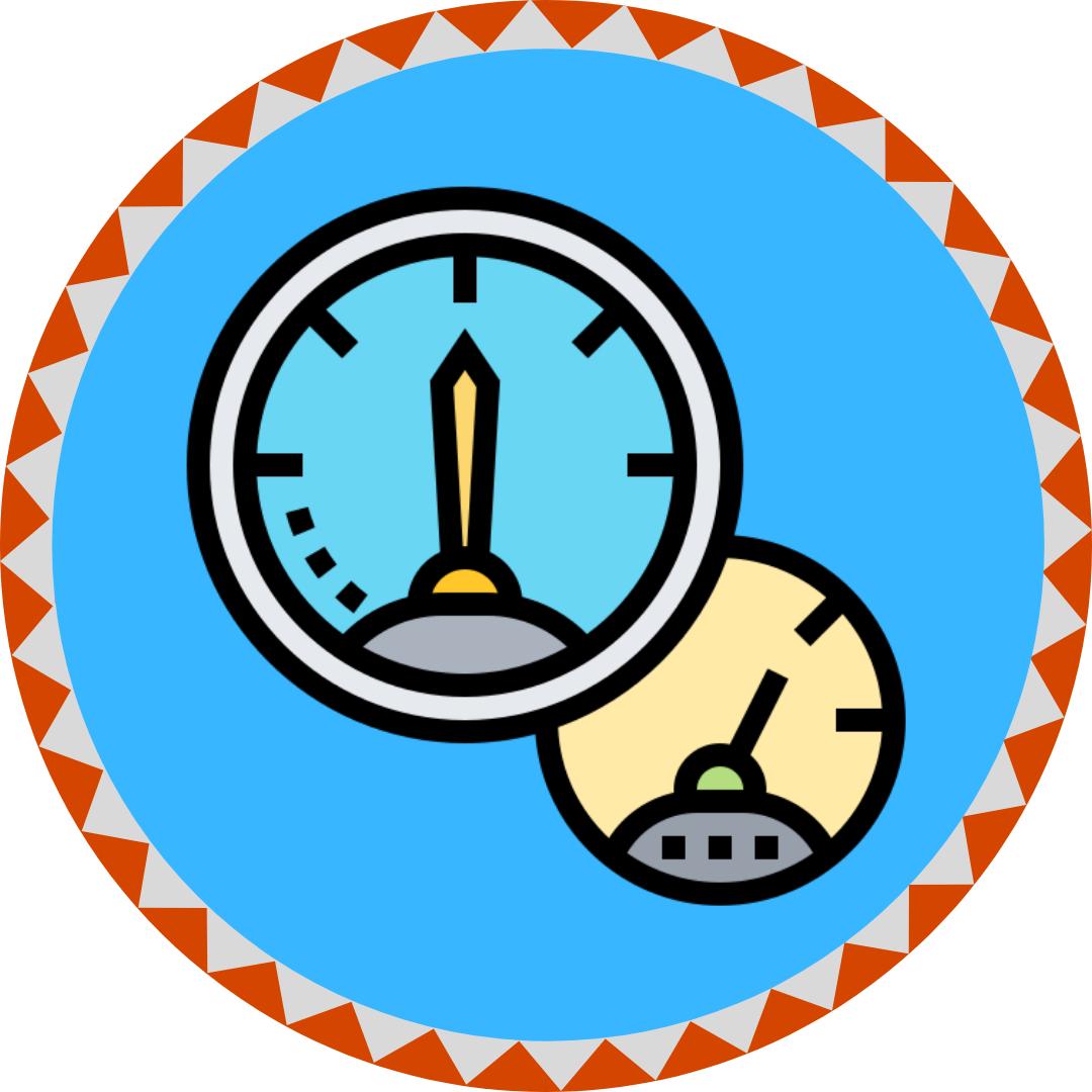 accelerator badge