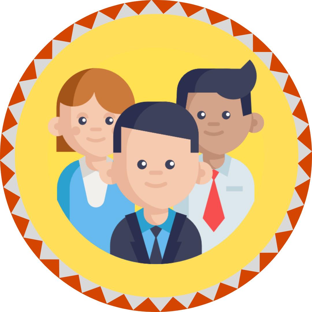 build an advisory board badge