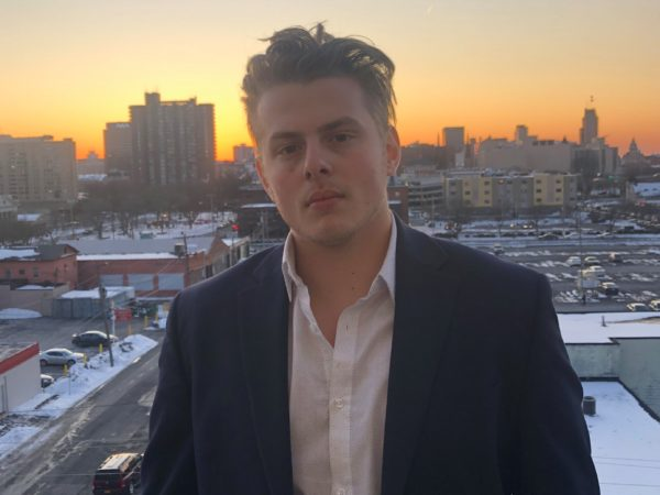 Daniel Zimmerman '20 builds a better way to wager