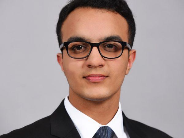 Hamza Hamid '21 is pursuing his dream