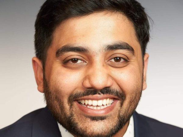Pratik Paranjape G'20 brings cybersecurity expertise and camaraderie to Promptous