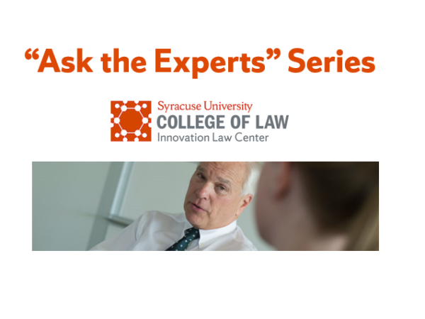 Have technology commercialization questions? Get answers from experts.
