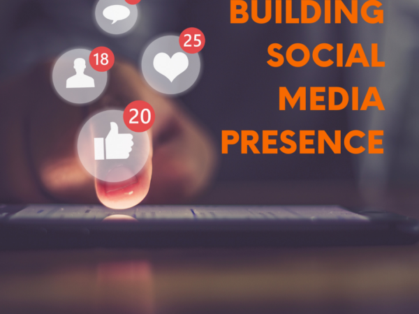 Insights:  Building social media presence