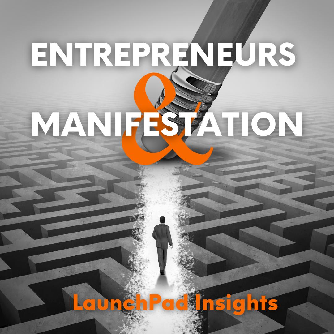 entrepreneurs and manifestation