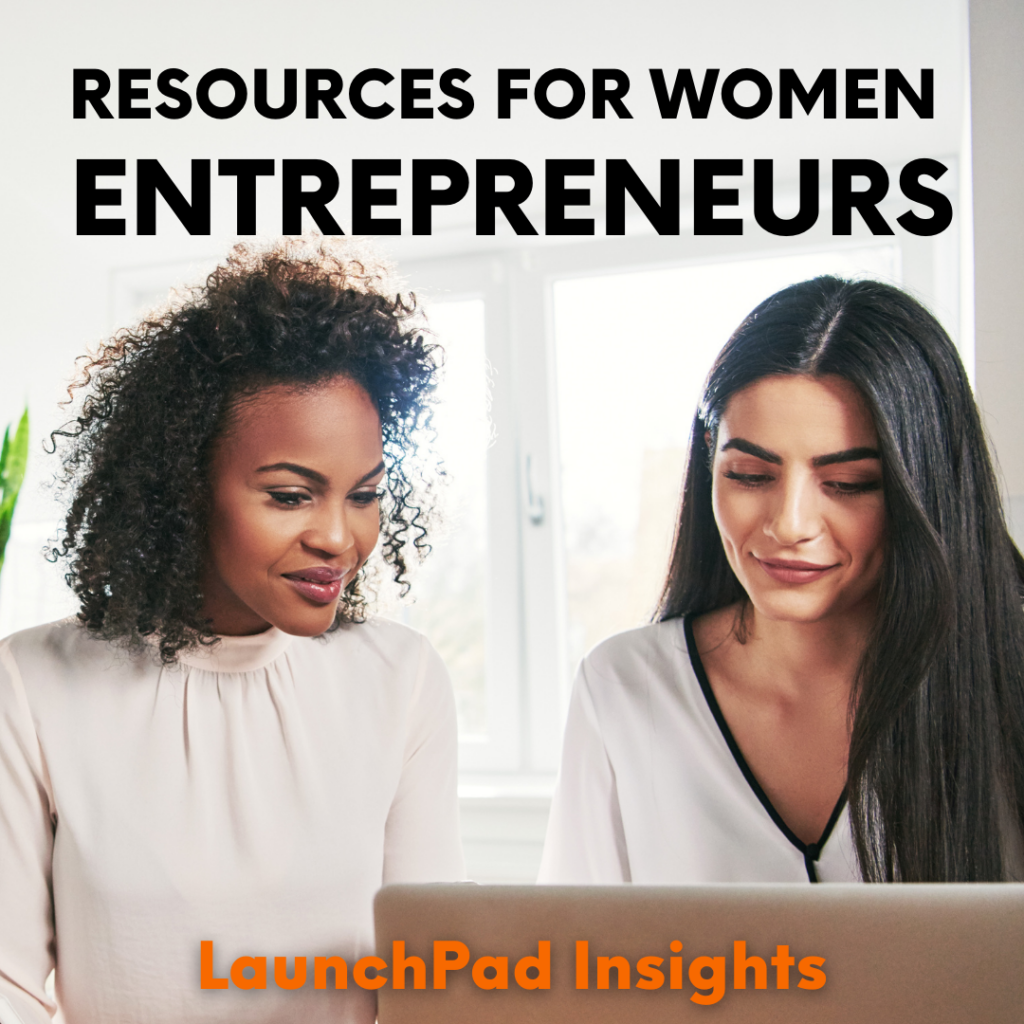 Insights:  Resources for women entrepreneurs