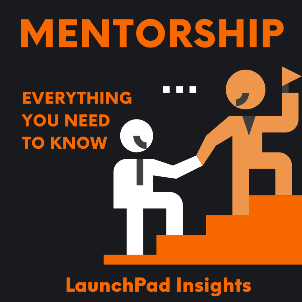 Insights:  How mentors can help your entrepreneurial journey