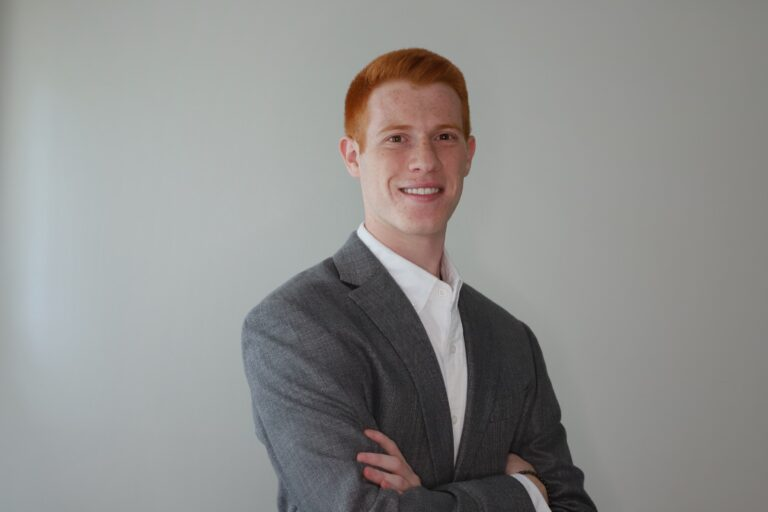 Ben Ford '23 is changing philanthropy for good