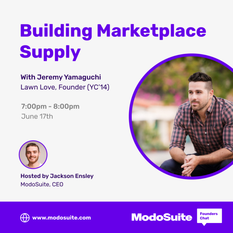 ModoSuite hosts a fireside chat on June 17