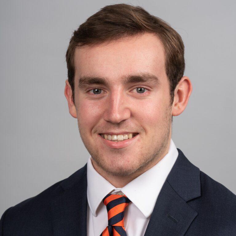 Meet this year's Hunter Brooks Watson Scholar, Jack Ramza '22