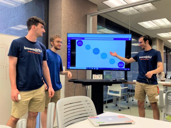 Team Sweatration is tackling the dangers of dehydration for athletes and fitness enthusiasts